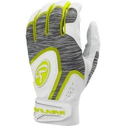 Rawlings 5150 Batting Gloves 5150WBG - Optic Yellow - XL