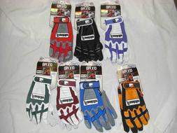 FRANKLIN  ADULT & YOUTH CFX PRO BATTING GLOVES - VARIOUS COL