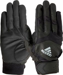 Adidas adult triple stripe batting gloves 2018 - COLOR, SIZE