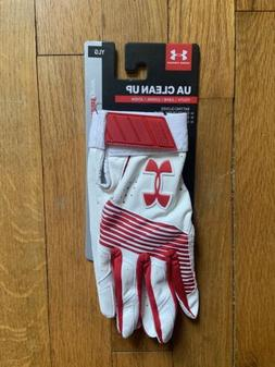 Under Armour Batting Gloves Youth Large
