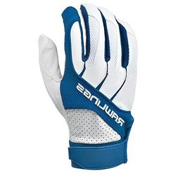 Rawlings BGP1150T-R-90 Adult Batting Gloves Royal Blue, Size