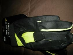 Brand New Yellow & Black Easton Synergy Fastpitch Ball Glove