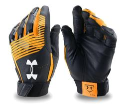 Under Armour Clean Up Baseball Batting Gloves, Adult Size XL
