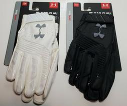 UNDER ARMOUR CLEAN UP BATTING GLOVES MEN'S  NEW / PACKAGE