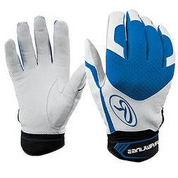 RAWLINGS EXCELLENCE PREMIUM BATTING GLOVES PAIR ADULT SMALL