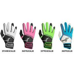 Mizuno Finch Womens/Youth Batting Gloves- various colors and