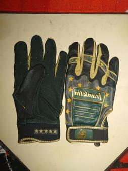 Franklin batting gloves adult medium