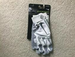 Nike Huarache Elite Adult Baseball Batting Gloves Size Xtra
