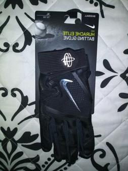 NIKE HUARACHE ELITE ADULT BATTING GLOVES NWT SIZE XL GB0448-