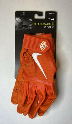 Nike Huarache Elite Baseball Batting Gloves Size XL PGB642 8