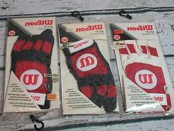 VINTAGE Wilson MVP SERIES Batting Glove ADULT Men's Medium L