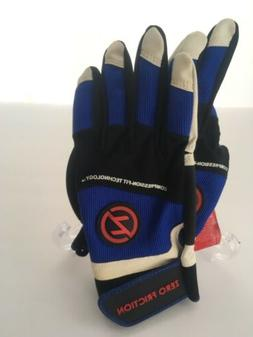 Zero Friction Women's Batting Gloves, Compression-Fit Tech.