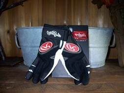 RAWLINGS YOUTH SIZE SMALL BASEBALL BATTING GLOVES 7 INCHES L